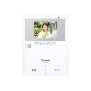 Panasonic  テレビドアホン用増設モニター(電源コード式、直結式兼用) VL-V632K|nakaden