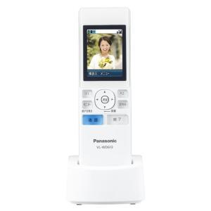 Panasonic  ワイヤレスモニター子機 VL-WD613|nakaden