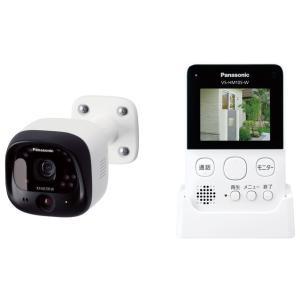 Panasonic    モニター付き屋外カメラ   VS-HC105-W|nakaden