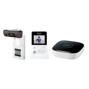 Panasonic  モニター付きドアカメラキット VS-HC400K|nakaden