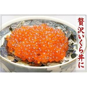 いくら 醤油漬け 岩手県産 国産大粒 イクラ 500g(岩手産 グルメ 鮭卵 さけ ギフト) グルメ お中元 ootubu nakagawa-k-ichiba 06