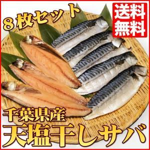 (さば サバ)北欧産 天塩干しサバ 8枚セット ♪晩ご飯のおかずに是非(ノルウェー 同梱 干物 魚)お試し 送料無料|nakagawa-k-ichiba