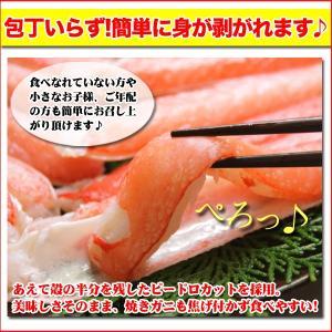 カット済 (かに カニ) 生ずわい蟹 3kg ズワイガニ|nakagawa-k-ichiba|05
