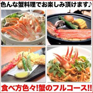ズワイガニ カット済 (かに カニ) 生ずわい蟹 3kg グルメ nama3 nakagawa-k-ichiba 06