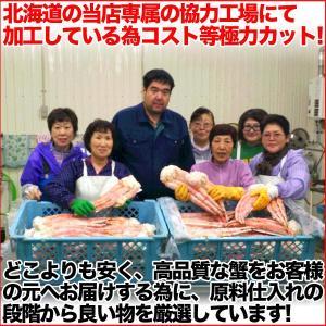ボイルズワイガニ 蟹脚 3kg ずわい蟹 ギフト かに カニ 「ズワイガニ3kg」 グルメ(カニ 海鮮) zuwai3 nakagawa-k-ichiba 03