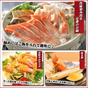 ボイルズワイガニ 蟹脚 3kg ずわい蟹 ギフト かに カニ 「ズワイガニ3kg」 グルメ(カニ 海鮮) zuwai3 nakagawa-k-ichiba 07