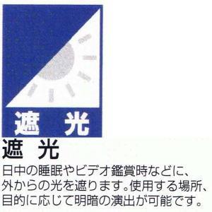 既製カーテン(遮光2級、Lotta Jansdotter.) ADA(アダ) DE1905 100×178cm オレンジ|nakajima|03