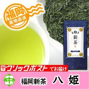 中島園 限定新茶 福岡県産 「八姫」 2018 100g|nakajimaen
