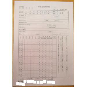 派遣元管理台帳 B5サイズ 4×1250組 4枚複写式|nakamura-insatsu