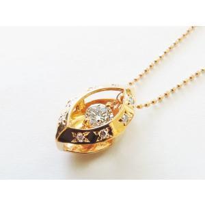 K18 (18金) ダイヤモンドネックレス 07-7237-1 nakamura-jwo