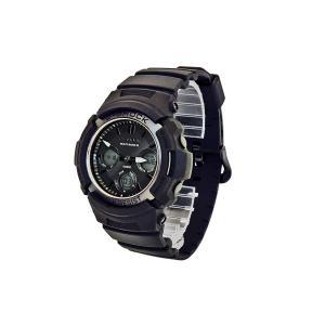 CASIO G-SHOCK(カシオ ジーショック) AWG-M100SBB-1AJF ソーラー電波 腕時計 nakamura-jwo