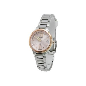 CITIZEN xC(シチズン クロスシー) ES8084-59W エコ・ドライブ電波 腕時計 「TITANIA LINE MINISOL(ティタニアライン ミニソル)」 E|nakamura-jwo