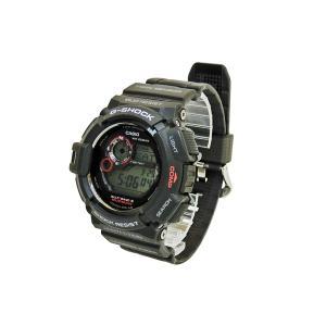 CASIO G-SHOCK(カシオ ジーショック) MUDMAN GW-9300-1JF メンズ ソーラー電波腕時計 nakamura-jwo