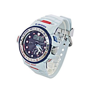 CASIO G-SHOCK(カシオ ジーショック) 『GULFMASTER』『LOVE THE SEA AND THE EARTH』 GWN-Q1000K-7AJR ソーラー電波腕時計|nakamura-jwo