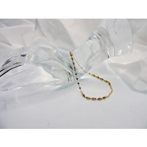 K18ゴールド ブレスレット 90001003667|nakamura-jwo