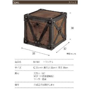 収納ボックス CD リビング 小物 おもちゃ箱 IW-981 az|nakane|06