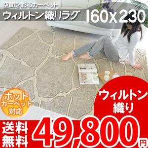 ラグ カーペット ラグ マット 輸入絨毯 160×230 ラ...