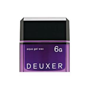 ナンバースリー デューサー アクアジェルワックス 6G 80g