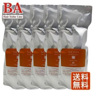LaCASTA ラカスタ プロフェッショナル ヘアエステ マスク BA 3kg(600g×5個入) (詰替)|nakano-dy