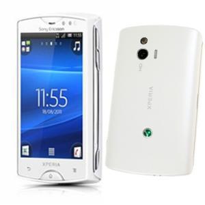 【新品 未使用】 SONY Xperia mini ST15i ホワイト White 【ソニー】【スマホ】【海外携帯】【白ロム】【SIMフリー】携帯電話 【当社90日保証】