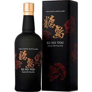 季のTOU 京都オールドトムジンは、定番製品の「季の美」と同じ11種のボタニカルに、 与那国島の黒糖...
