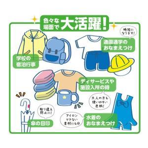 新色追加!河口 タグペタラベル 選べる8種類+4種類各21枚入りのシールラベル 衣類の洗濯タグに貼るだけ アイロン不要 お洗濯OK 手芸材料 KAWAGUCHI|nakanotetsu|09
