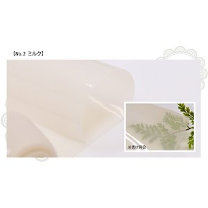 NEW厚手透明ビニール生地 Jelly seat ジェリーシート 0.8mm厚 クリアーで涼しげなビニール素材 ビニル素材 91.5cm巾 生地 布 nakanotetsu 02