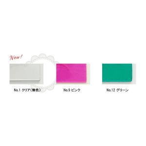 NEW厚手透明ビニール生地 Jelly seat ジェリーシート 0.8mm厚 クリアーで涼しげなビニール素材 ビニル素材 91.5cm巾 生地 布 nakanotetsu 11