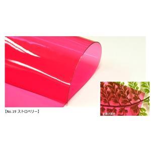 NEW厚手透明ビニール生地 Jelly seat ジェリーシート 0.8mm厚 クリアーで涼しげなビニール素材 ビニル素材 91.5cm巾 生地 布 nakanotetsu 13