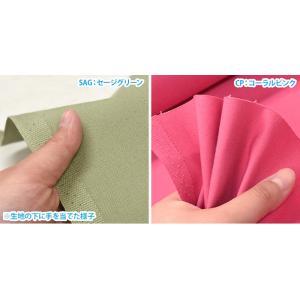 パレットカラーハンプ 11号帆布 カラー無地 全14色 kokochi fabric 丈夫でやや厚手の生地 コットン100% 110cm巾  キャンバス生地 KOF-02 nakanotetsu 04