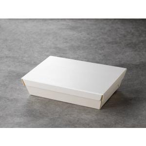 【200枚】木製テイクアウト容器 ポプラボックス 折箱1合 仕切り 使い捨て 弁当容器   1枚あたり7.45円|nakapack