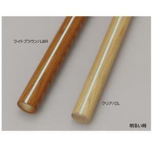 蓄光手すり 丸棒(5本セット) Wラクダ型(5本セット)|nakasa2