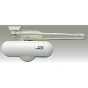 ドアクローザー リョービ 室内用ドアクローザー ドアマンS-101P 速度調整機能付 パラレルタイプ専用|nakasa2