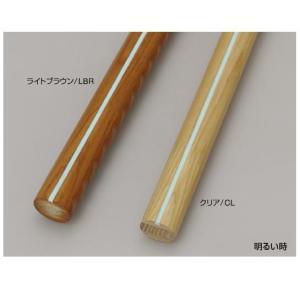 蓄光手すり 丸棒(5本セット) Wラクダ型|nakasa3