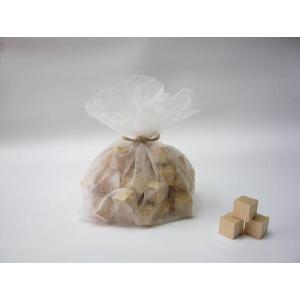 送料無料 尾鷲ヒノキの香り袋(消臭・加湿・除湿・アロマ)|nakasa3|02