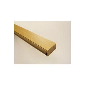 戸当り材 (木製、クッション付き)|nakasa