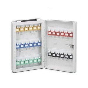 キーボックス(鍵30本掛け用)カギ30本収納キーボックスKBP−30|nakasa