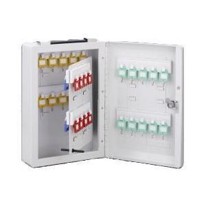 キーボックス(鍵40本掛け用)カギ40本収納キーボックスKBP−40|nakasa