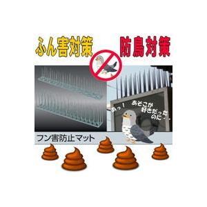 フン害防止マット うんこ・糞・うんち防止・撃退|nakasa