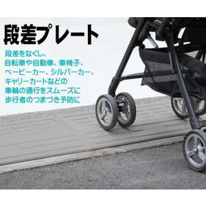 段差解消プレート(セーフティベース)KS-STB270P KS-STB600P|nakasa