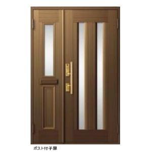 玄関ドア17型 クリエラR 親子ドア(トステム・LIXIL・TOSTEM)|nakasa|02
