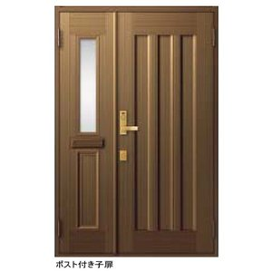 玄関ドア19型 クリエラR 親子ドア(トステム・LIXIL・TOSTEM)|nakasa|02