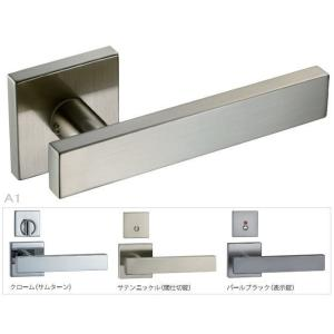 カワジュン製レバーハンドル A1 角座 KAWAJUN|nakasa