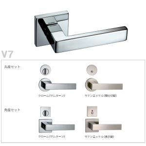 カワジュン製レバーハンドル V7|nakasa