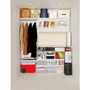 壁面収納 加工済み組立壁面収納システムW1800|nakasa