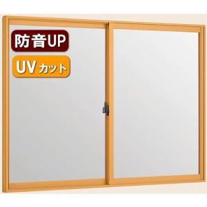 トステム内窓インプラス 2枚引違い 合せガラス仕様(防音)二重窓を断熱・防音・防犯にDIYで取付け|nakasa