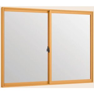 二重窓・内窓をリフォーム トステムインプラス 2枚引違い 単板ガラス仕様(標準) |nakasa