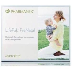 ライフパック プリネータル ニュースキン(妊娠期・妊活中の方向け )60パック 1か月分 並行輸入品