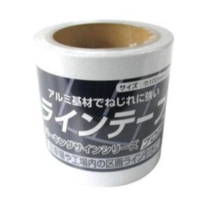 ニッペホームプロダクツ パーキングサイン ラインテープ 100mm 白 nakashima-web