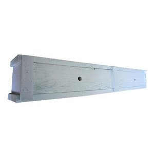 木製プランター900-130浅型長さ約900奥行き約130(ホワイト)(木製プランター)(防腐防蟻処理済)|nakataniweb|04